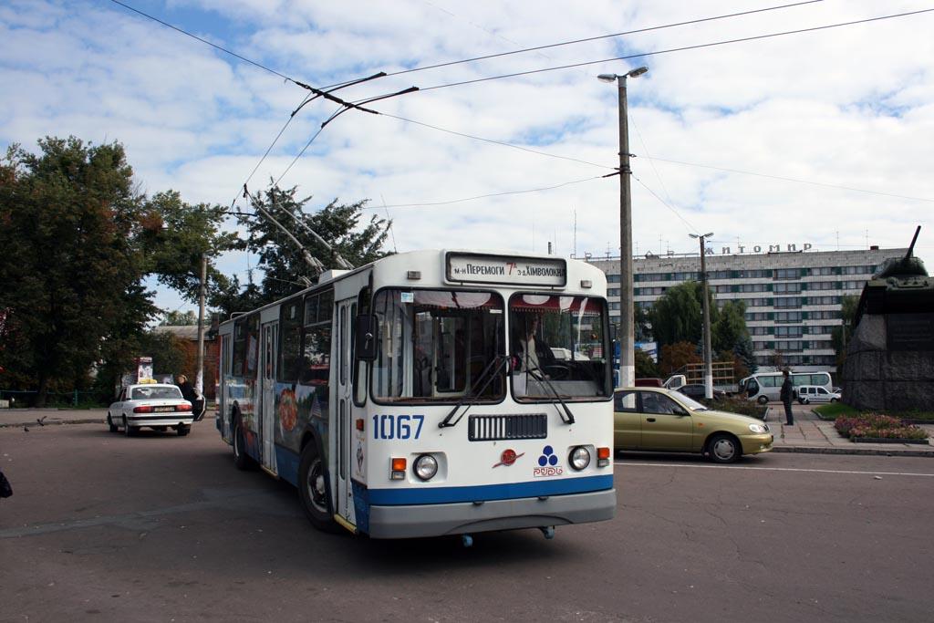 Схема троллейбуса зиу 9 фото 817